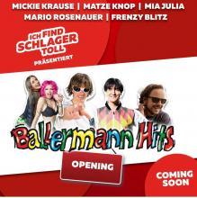 TV Aufzeichnung Ballermann Hits 2020